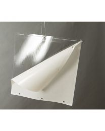 Clear Panel Trap 12 X 12